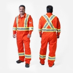 Class 3 Level 2 Unlined Coveralls