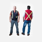 Unlined Safety Vest